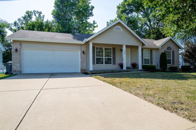 7361 Cinnamon Teal Drive, O'Fallon, MO 63368 (#18055976) :: Kelly Hager Group | TdD Premier Real Estate