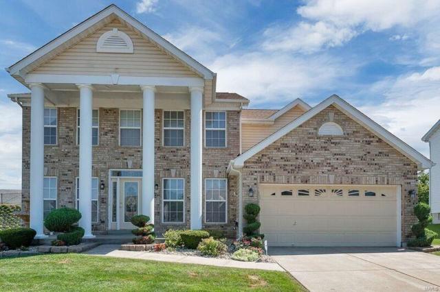 43 Logan Crossing Circle, O'Fallon, MO 63366 (#18055994) :: Kelly Hager Group | TdD Premier Real Estate