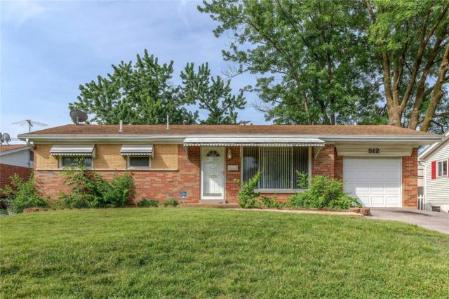 512 Holiday Avenue, Hazelwood, MO 63042 (#18056006) :: Clarity Street Realty