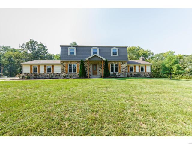 100 Hill Creek, Troy, MO 63379 (#18056028) :: PalmerHouse Properties LLC