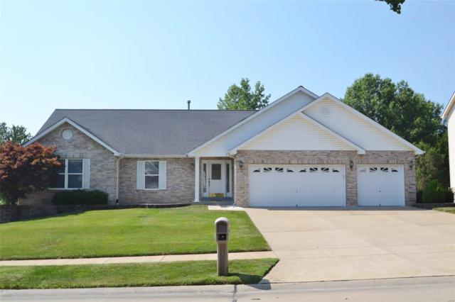 519 Deer Pointe Court, Fenton, MO 63026 (#18056042) :: PalmerHouse Properties LLC