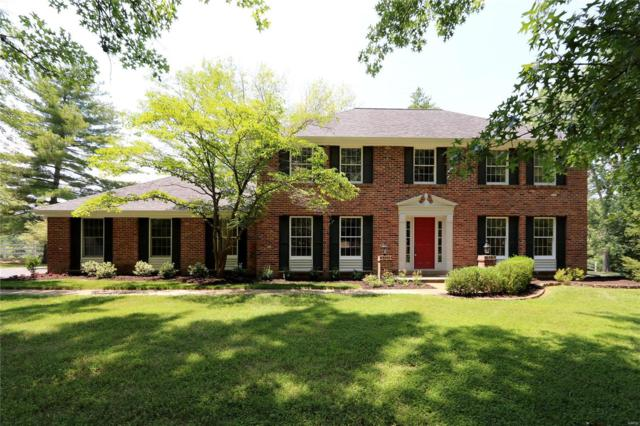 1817 Newburyport Road, Chesterfield, MO 63005 (#18056051) :: Kelly Hager Group | TdD Premier Real Estate