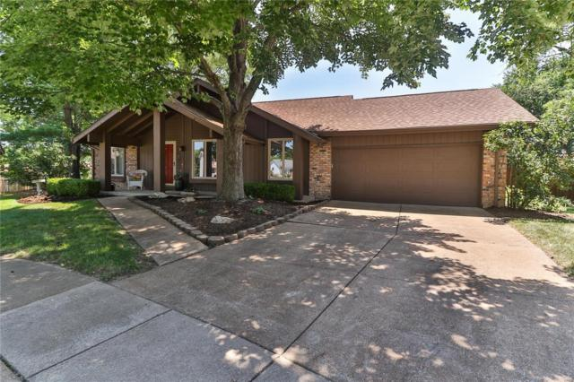 2 Rain Forest Court, Wildwood, MO 63011 (#18056060) :: Kelly Hager Group | TdD Premier Real Estate