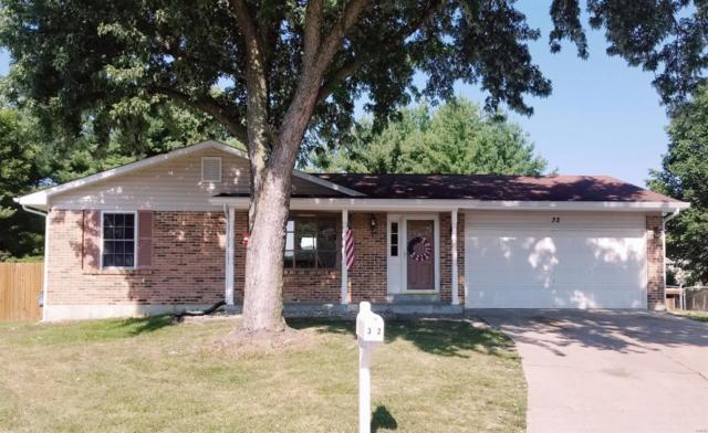 32 W Sunny Wood Court, Saint Peters, MO 63376 (#18056065) :: The Kathy Helbig Group