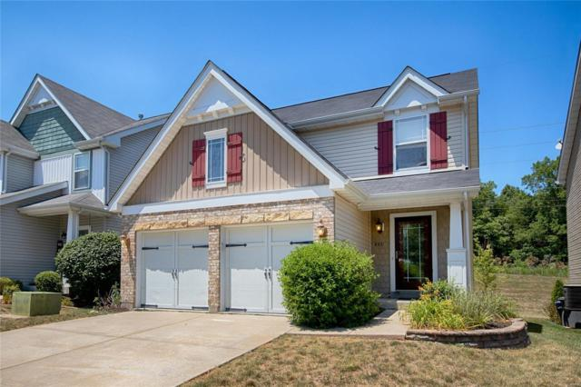441 Parkgate, Lake St Louis, MO 63367 (#18056155) :: Kelly Hager Group | TdD Premier Real Estate