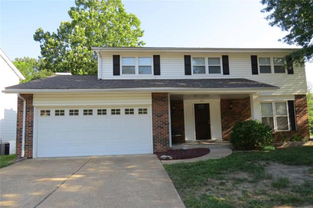 531 May Valley, Fenton, MO 63026 (#18056266) :: PalmerHouse Properties LLC