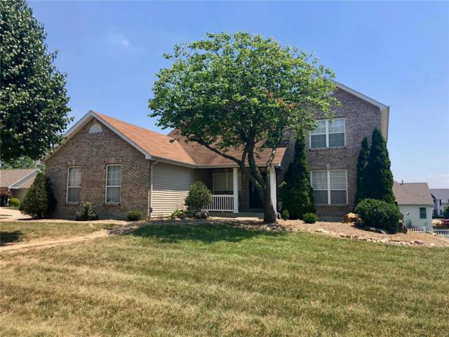 22 Fiddlers Drive, O'Fallon, MO 63366 (#18056278) :: Kelly Hager Group | TdD Premier Real Estate
