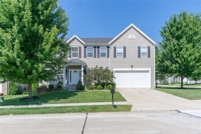 36 Brighton Park Drive, Saint Charles, MO 63303 (#18056325) :: Barrett Realty Group