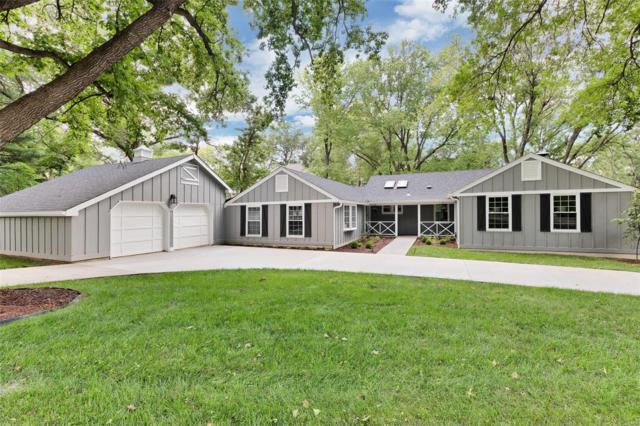 10504 Conway Road, Frontenac, MO 63131 (#18056330) :: Kelly Hager Group | TdD Premier Real Estate
