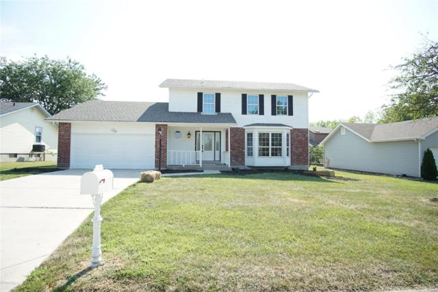 753 Cedar Glen, Weldon Spring, MO 63304 (#18056353) :: The Kathy Helbig Group