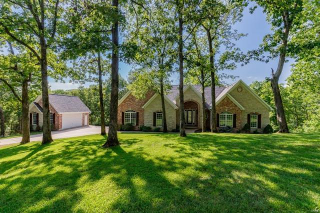1529 Lookout Mountain Drive, Wildwood, MO 63021 (#18056386) :: The Kathy Helbig Group