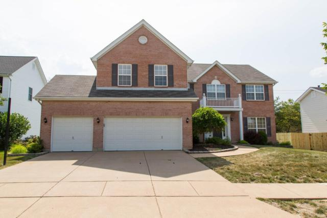 2336 Dartmouth Bend Drive, Wildwood, MO 63011 (#18056389) :: Kelly Hager Group | TdD Premier Real Estate