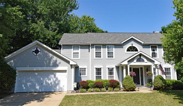 1106 Butternut Lane, O'Fallon, IL 62269 (#18056426) :: PalmerHouse Properties LLC