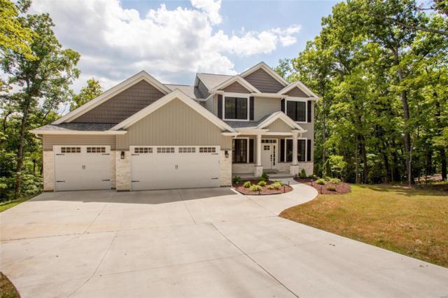 508 Rooster Ridge Court, Defiance, MO 63341 (#18056431) :: PalmerHouse Properties LLC