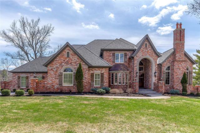 12960 Thornhill Drive, Town and Country, MO 63131 (#18056450) :: Kelly Hager Group | TdD Premier Real Estate