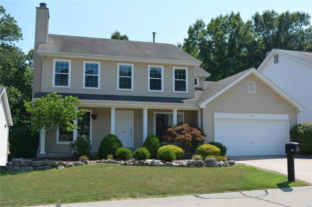 720 Shadow Pine Drive, Fenton, MO 63026 (#18056543) :: PalmerHouse Properties LLC