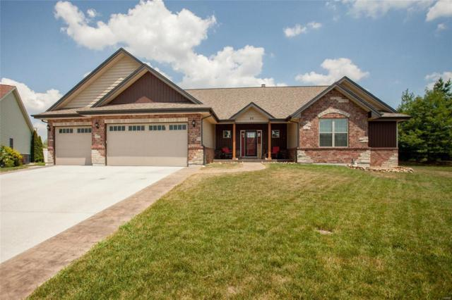 25 Fieldstone Estates Court, Wentzville, MO 63385 (#18056547) :: Kelly Hager Group | TdD Premier Real Estate