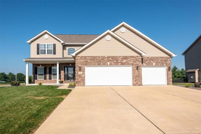 9596 Mallard Drive, Mascoutah, IL 62258 (#18056612) :: Holden Realty Group - RE/MAX Preferred