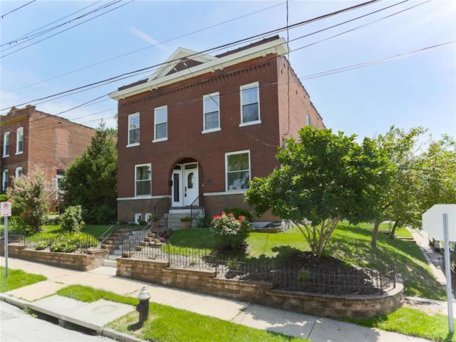 3878 Marine Avenue, St Louis, MO 63118 (#18056616) :: RE/MAX Vision