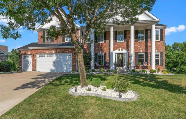 544 Kings Manor Drive, O'Fallon, MO 63368 (#18056652) :: Kelly Hager Group | TdD Premier Real Estate