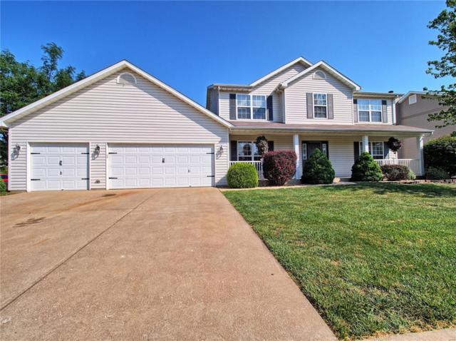 601 Big Bend, Wentzville, MO 63385 (#18056654) :: Barrett Realty Group