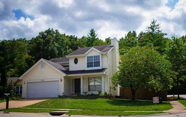 700 Ginger Wood Court, Ballwin, MO 63021 (#18056766) :: PalmerHouse Properties LLC