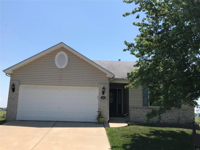 1101 Beechcraft Boulevard, Mascoutah, IL 62258 (#18056775) :: Holden Realty Group - RE/MAX Preferred