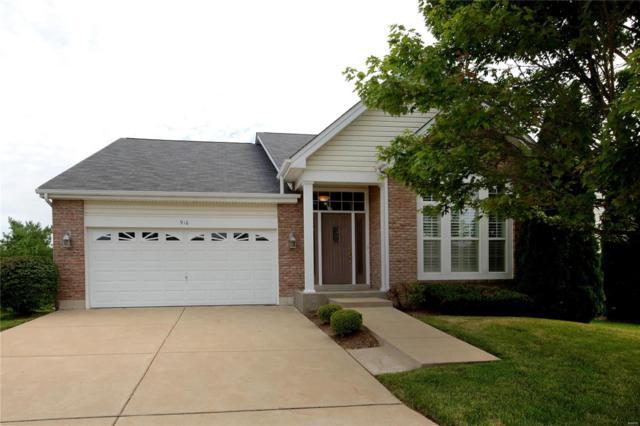 916 Ridgepointe Place Circle, Lake St Louis, MO 63367 (#18056778) :: RE/MAX Vision