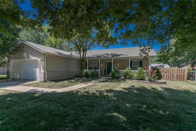 609 St John, Shiloh, IL 62221 (#18056805) :: Holden Realty Group - RE/MAX Preferred