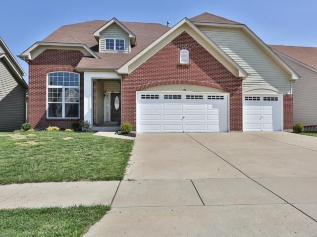 132 Berry Manor Circle, Saint Peters, MO 63376 (#18056814) :: Kelly Hager Group | TdD Premier Real Estate