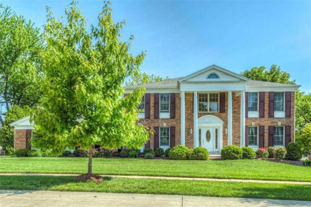 15951 Woodlet Park, Chesterfield, MO 63017 (#18056853) :: PalmerHouse Properties LLC