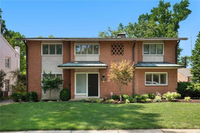 8018 Crescent Drive, Clayton, MO 63105 (#18056863) :: Clarity Street Realty