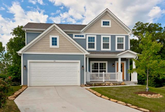 40 Riverdell Court, Wentzville, MO 63385 (#18056867) :: PalmerHouse Properties LLC