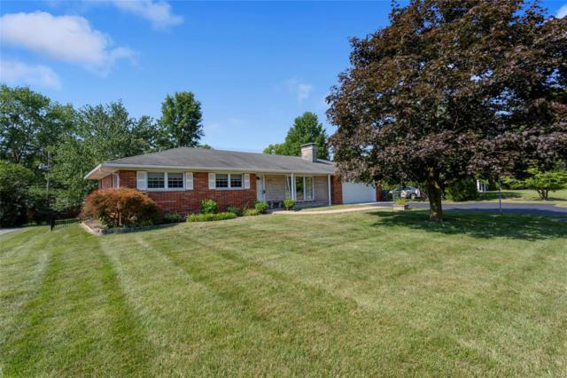 1217 N Main Street, Columbia, IL 62236 (#18056879) :: Holden Realty Group - RE/MAX Preferred