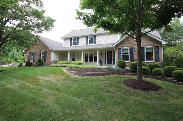 16239 Forest Meadows Drive, Chesterfield, MO 63005 (#18056884) :: RE/MAX Vision