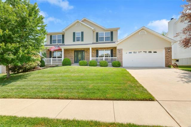628 Big Bend, Wentzville, MO 63385 (#18056909) :: RE/MAX Vision