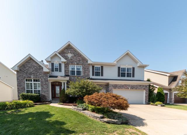 156 Carlton Point Drive, Wentzville, MO 63385 (#18056943) :: PalmerHouse Properties LLC