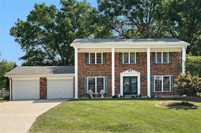 310 Breezeview, Ballwin, MO 63021 (#18056964) :: PalmerHouse Properties LLC