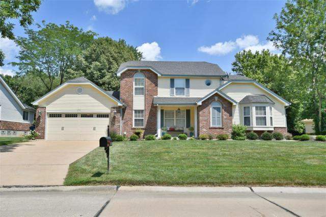 2342 Westpar Drive, Chesterfield, MO 63017 (#18057023) :: PalmerHouse Properties LLC