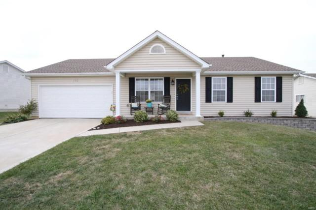753 Lost Canyon Boulevard, Wentzville, MO 63385 (#18057049) :: Kelly Hager Group | TdD Premier Real Estate