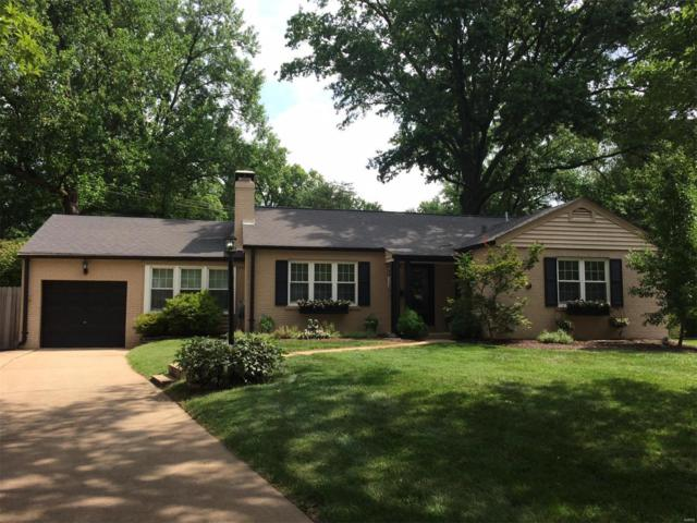 9369 Parkside Drive, Brentwood, MO 63144 (#18057055) :: RE/MAX Vision
