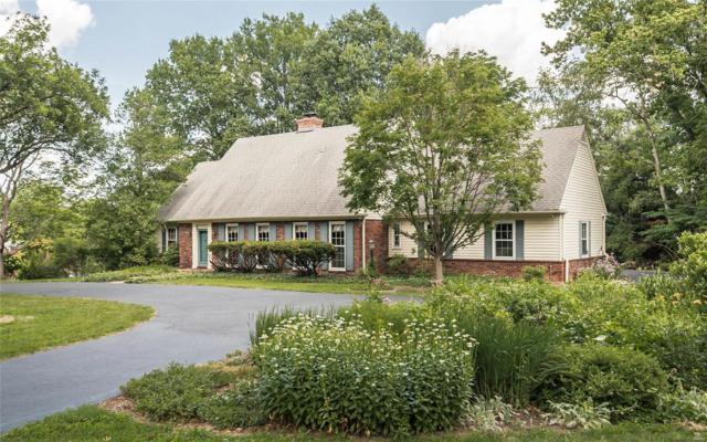 1024 Marvilla Lane, Frontenac, MO 63131 (#18057056) :: The Kathy Helbig Group