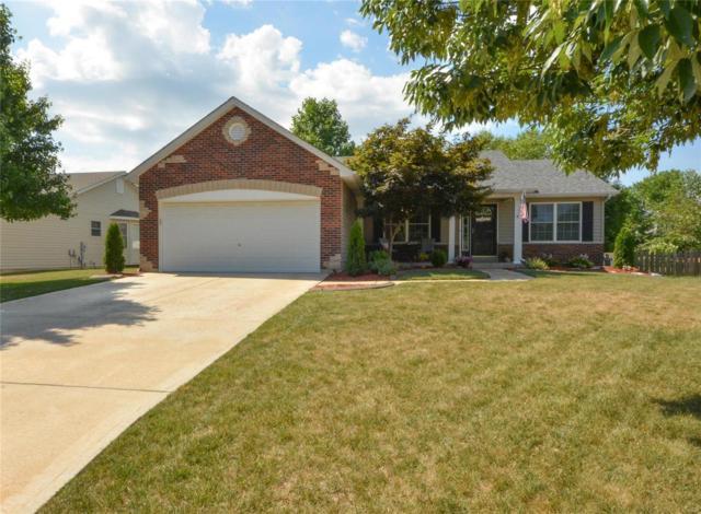 327 Centerfield Drive, O'Fallon, MO 63366 (#18057083) :: Walker Real Estate Team