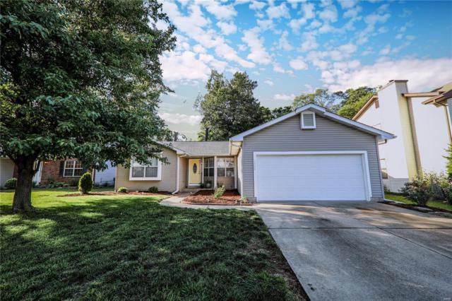 1504 Oak Ridge Court, O'Fallon, IL 62269 (#18057231) :: Clarity Street Realty