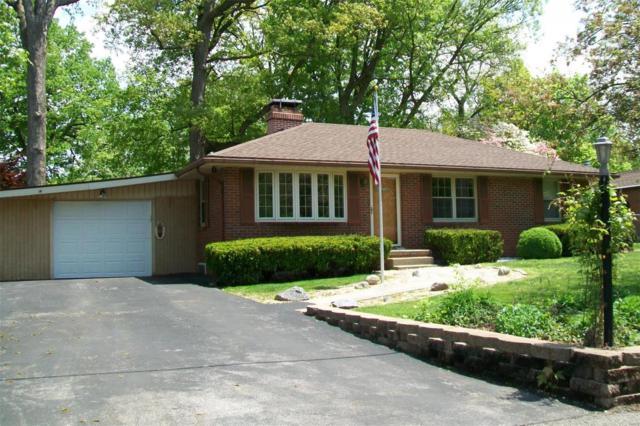 230 Timber Lane, East Alton, IL 62024 (#18057237) :: Fusion Realty, LLC
