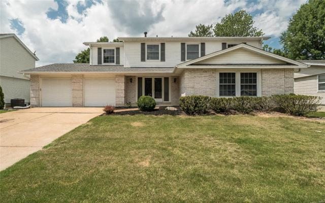 14353 Lake Tahoe Drive, Chesterfield, MO 63017 (#18057254) :: The Kathy Helbig Group