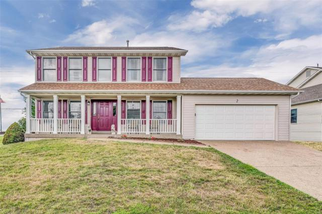 2 Floral Court, O'Fallon, MO 63368 (#18057255) :: Kelly Hager Group | TdD Premier Real Estate
