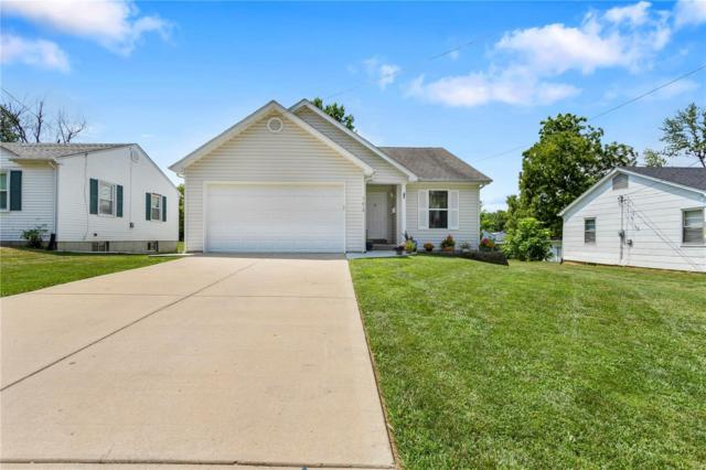 612 Ball Street, Wentzville, MO 63385 (#18057269) :: RE/MAX Vision