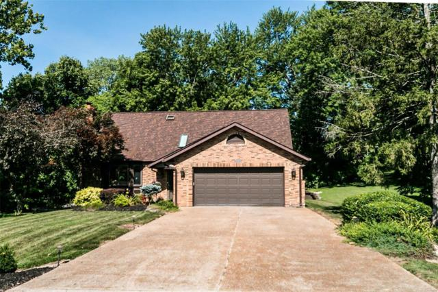 435 W Lake Drive, Edwardsville, IL 62025 (#18057309) :: Holden Realty Group - RE/MAX Preferred
