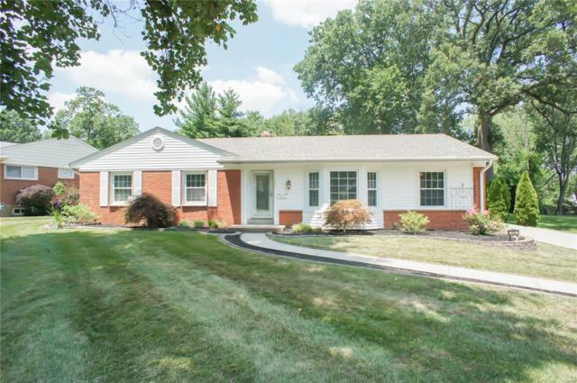 1003 Dovergate Drive, Kirkwood, MO 63122 (#18057346) :: RE/MAX Vision